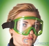 Очки защитные закрытые ЗП2 ПАНОРАМА, прямая вентиляция
