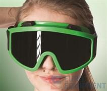 Очки защитные закрытые ЗН11 ПАНОРАМА СтронгГласс для сварщика, непрямая вентиляция