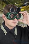 Очки защитные закрытые с непрямой вентиляцией ЗНД2 АДМИРАЛ