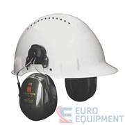 Наушники защитные Optime II, с креплением на каску