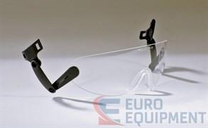 Очки защитные 3М V6Е с креплением на каску