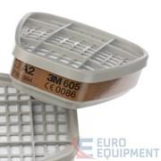 Фильтр сменный от органических паров 3М 6055