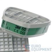 Фильтр противогазовый (защита от аммиака и метиламина) 6054 3М
