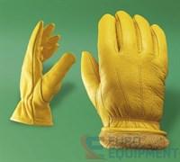 Перчатки кожаные РУССКИЕ ЛЬВЫ