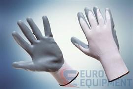 Перчатки МУЛЬТЕКС с губчатым нитриловым серым покрытием