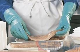 Перчатки кислотозащитные Оптимо