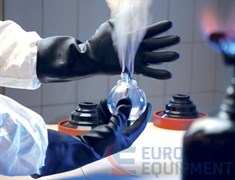 Перчатки универсальные химическистойкие ТЕХНИК