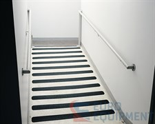 Лента противоскользящая средней зернистости Safety-Walk™ General Purpose, черная 25 мм х 18,3 м