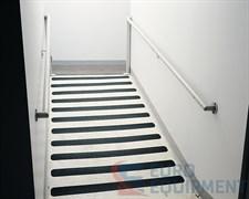 Лента противоскользящая средней зернистости Safety-Walk™ General Purpose, прозрачная 51 мм х 18,3 м
