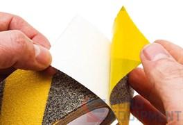 Лента противоскользящая 3М™ универсальная желто-черная 50 мм х 20 м