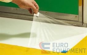 Покрытие антибактериальное многослойное адгезивное Nomad® Ultra Clean 4300 белое 60 х 115 см