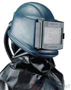 Шлем пескоструйщика Commander с капюшоном из бизионила
