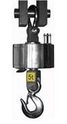 Крановые весы ЕК-СМ-5 с пультом дистанционного управления 150 м и ЖКИ