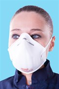 Полумаска фильтрующая UVEX СИЛВ-ЭЙР С 2200, FFP2 (8732.200)