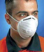Полумаска для защиты от пылей и туманов 3М 8102 (упаковка 720 шт.)