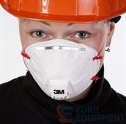 Полумаска для защиты от пылей и туманов 3М 8132 (упаковка 10 шт.)