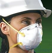 Полумаска фильтрующая 3M 8710E от пыли туманов