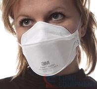 Полумаска фильтрующая 3М Aura™ 9320+ для защиты от пылей и туманов