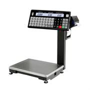 Торговые весы ВПМ-6.2-Т с печатью без подмотки