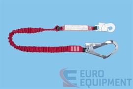 Строп эластичный LE101 с амортизатором BW200 и карабинами 002 022 серии ВЕРШИНА