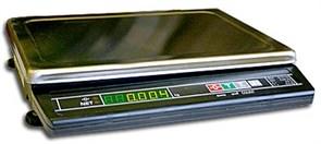 Весы общего назначения МК-15.2-А21 со светодиодным индикатором, аккумулятором, RS232