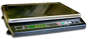 Весы общего назначения МК-3.2-А11 с ЖКИ индикатором, аккумулятором
