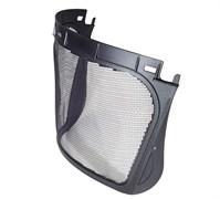 Экран защитный лицевой модель 5B, сетка, пластик