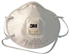 CEE Полумаска модель 8112 класс защиты FFP1 NR D. (4 ПДК). Клапан выдоха.