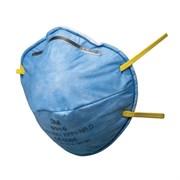 Фильтрующая полумаска модель 9915P класс защиты FFP1 NR D NV AG без клапана с защитой от кислых газов ниже ПДК
