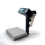 Торговые весы-регистраторы МК-6.2-R2P10-1 с печатью этикеток, с подмоткой