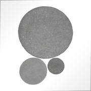Фритта титановая d62 мм под фильтр d70 мм, упаковка 3 штуки