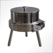 Ячейка фильтровальная V 500 мл под фильтр d 142 мм без крышки