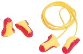 Противошумные вкладыши Лазер Лайт (Laser Lite) со шнурком