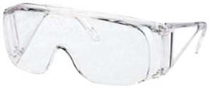 Открытые очки с возможностью ношения поверх корригирующих очков Полисейф (Polysafe)
