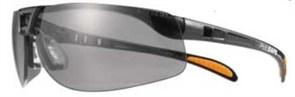 Открытые защитные очки Протеже (Protege) спортивного стиля со сменными прозрачными линзами из поликарбоната