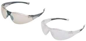 Открытые защитные очки А800 прозрачные линзы из поликарбоната. Покрытие от царапин