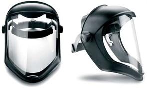 Лицевой защитный щиток Бионик (Bionic) экран из поликарбоната