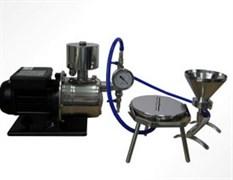 Ячейка фильтровальная к ПВФ-142П Б на раме с доп. комплектом под фильтр d 35 или d 47 мм V 300 мл с водосчётчиком