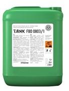 TANK FBD 0803/1 - щелочное пенное моющее средство с дезинфицирующим эффектом на основе активного хлора 5 кг