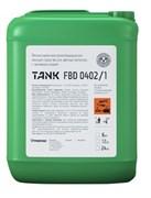 TANK FBD 0402/1 - пенное щелочное дезинфецирующее моющее средство для цветных металлов с активным хлором 24 кг