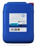 BIOTEC - щелочное беспенное дезинфицирующее моющее средство для воды повышенной жесткости 5 кг