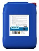 BIOTEC C - щелочное беспенное дезинфицирующее моющее средство для воды средней жесткости 5 кг