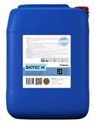 BIOTEC М - щелочное беспенное дезинфицирующее моющее средство для мягкой воды 5 кг