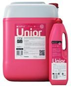 UNIOR (Low Economy) - концентрированное средство для профессиональной мойки автотранспорта для воды средней жесткости 1 кг
