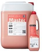 MASTER (Standart) - концентрированное средство для бесконтактной мойки автомобиля для воды средней жесткости. 1,1 кг