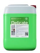DELICATE (Special means) - концентрированное слабощелочное средство для профессиональной деликатной мойки автотранспорта 1,2 кг
