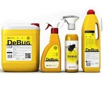 DeBug - средство для удаления следов насекомых. 0,5 кг