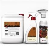 POLITURA Gloss С запахом вишни - профессиональное средство для очистки и полировки внутренних поверхностей автомобиля 0,5 кг