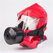 Самоспасатель универсальный фильтрующий ГДЗК в сумке (Бриз-3401)