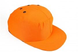 """Каскетка защитная """"Бриз"""" (оранжевый цвет)"""